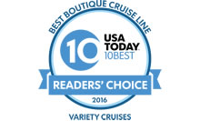 Best Boutique Cruise Variety