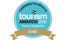 Tourism Awards 2016 -GOLD