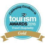 tourism awards gold 2016